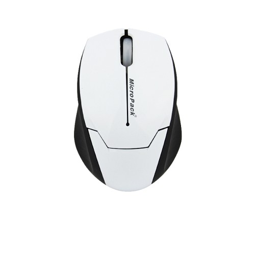 MICROPACK Optical Mouse [MP-Y279R] - White - Mouse Basic